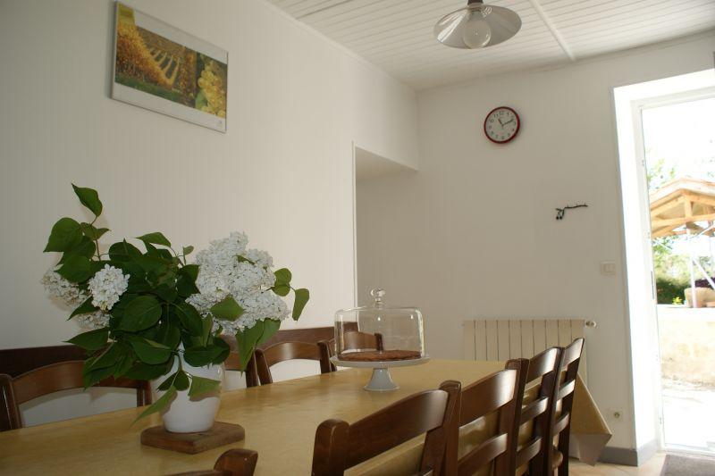 Salle à manger Location Gite 108202 La Rochelle