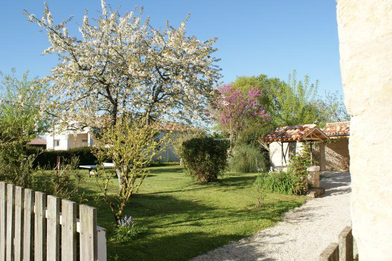 Vue depuis la location Location Gite 108202 La Rochelle