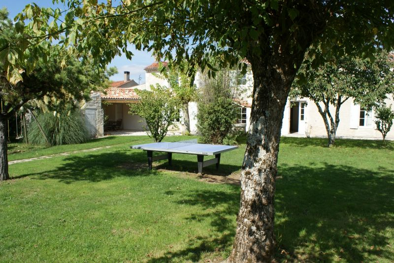 Jardin Location Gite 108202 La Rochelle