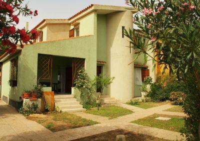 Entrée Location Villa 108603 Solanas