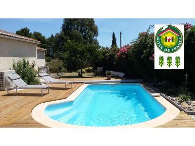 Piscine Location Villa 108631 Clermont l'Hérault