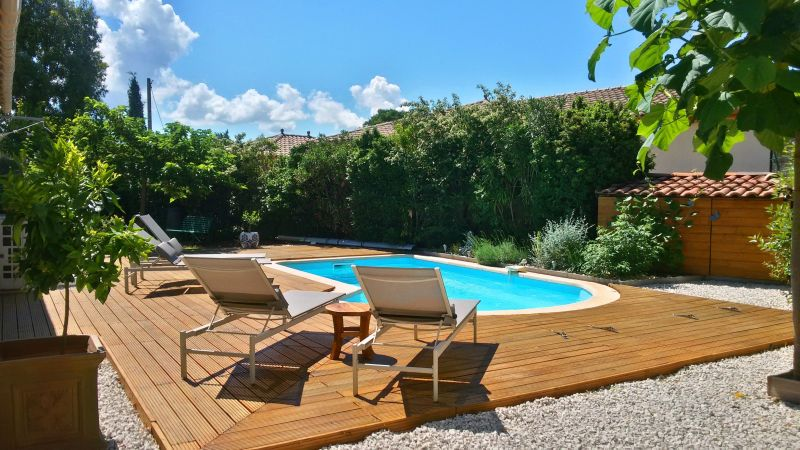 Piscine Location Villa 108631 Clermont l'Hérault