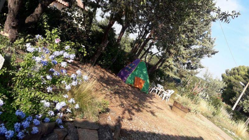Jardin Location Villa 108631 Clermont l'Hérault