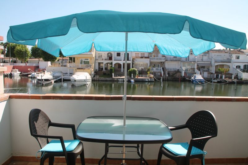 Terrasse Location Studio 109140 Empuriabrava