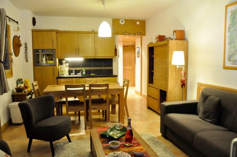 Coin cuisine Location Appartement 111751 Les Saisies