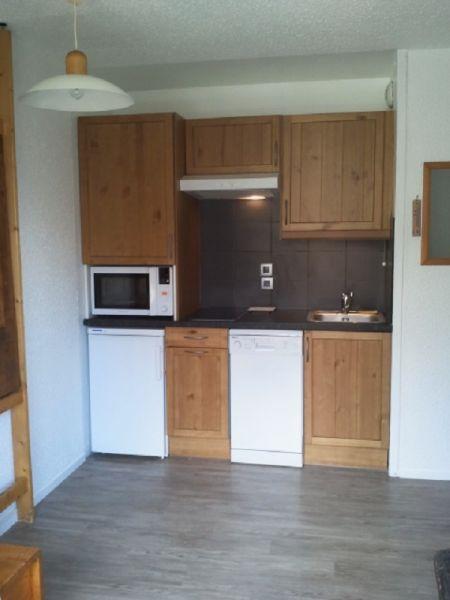 Coin cuisine Location Appartement 111889 Les Menuires