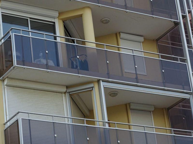 Vue extérieure de la location Location Appartement 112805 Canet-en-Roussillon
