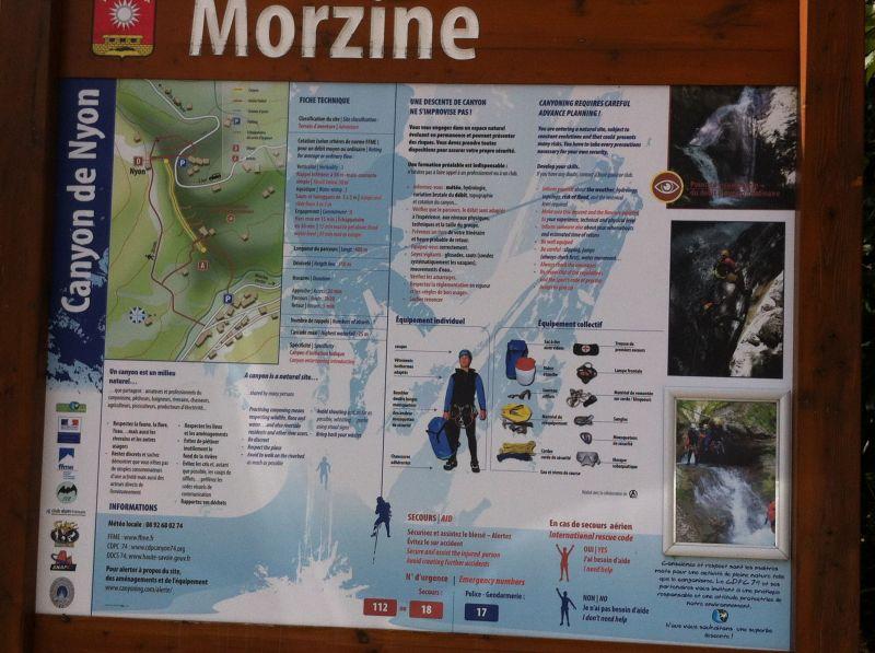 Vue à proximité Location Studio 112892 Morzine