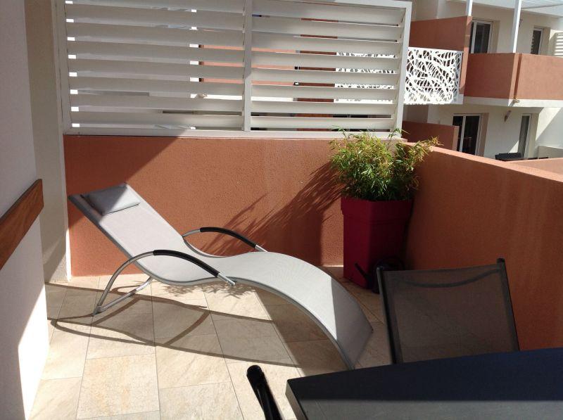 Terrasse Location Appartement 113889 Calvi