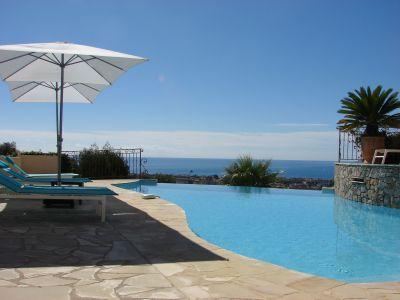 Piscine Location Villa 114172 Cagnes sur Mer