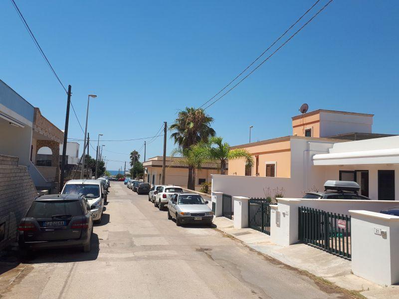 Vue extérieure de la location Location Villa 114625 Pescoluse