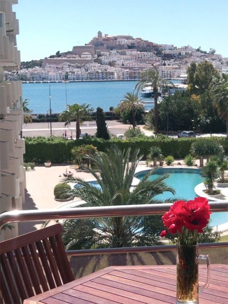 Terrasse Location Appartement 115304 Ibiza