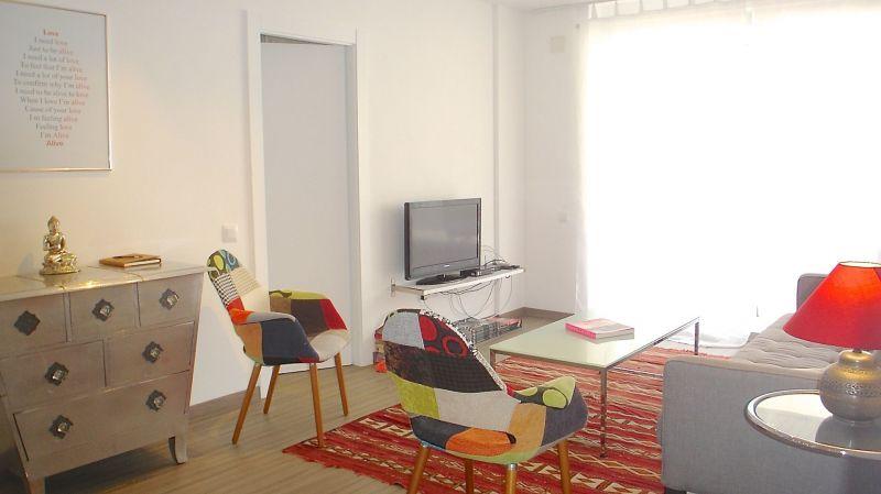 Salon Location Appartement 115304 Ibiza