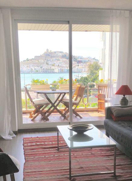 Vue depuis la location Location Appartement 115304 Ibiza