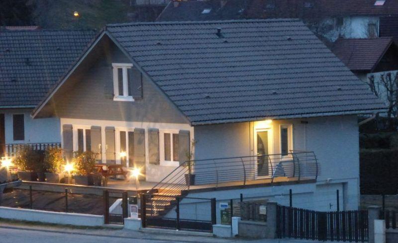 Vue extérieure de la location Location Maison 116678 Xonrupt Longemer