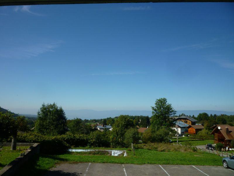 Vue depuis la location Location Appartement 116906 Thollon Les Mémises