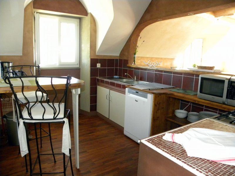 Cuisine américaine Location Appartement 117177 Plouharnel