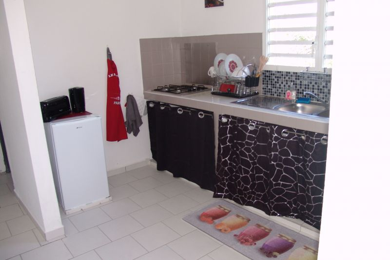 Coin cuisine Location Appartement 117365 Goyave