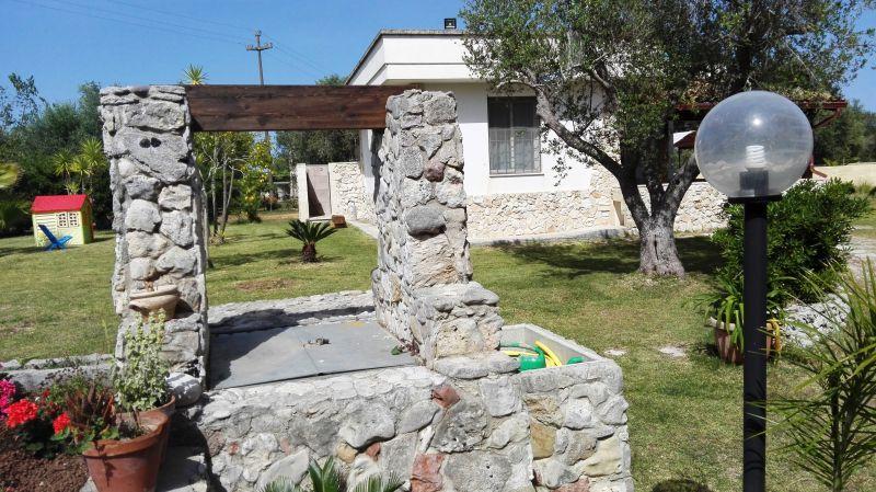 Jardin Location Villa 117634 Torre dell'Orso