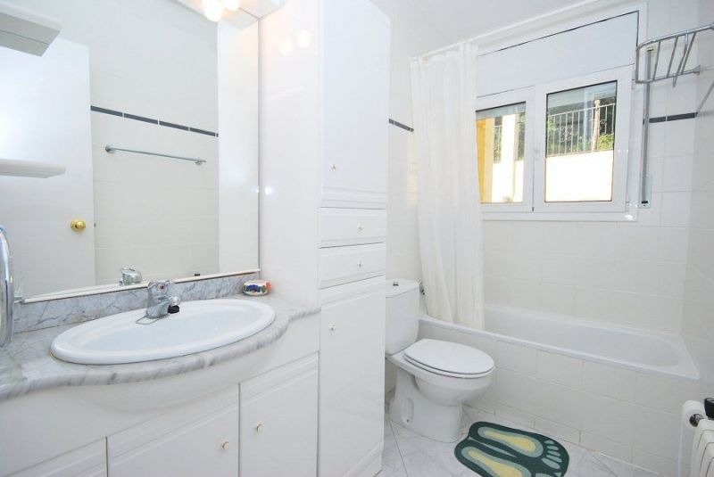 salle de bain 1 Location Villa 117948 Lloret de Mar