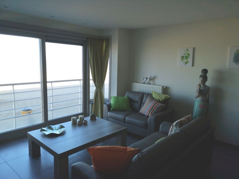 Vue depuis la location Location Appartement 118111 La Panne
