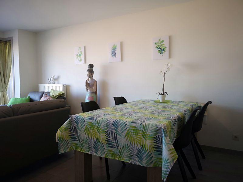 Salle à manger Location Appartement 118111 La Panne