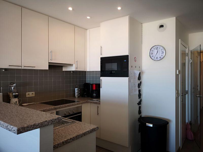 Cuisine américaine Location Appartement 118111 La Panne