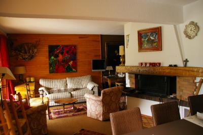 Salon Location Appartement 66509 M�ribel