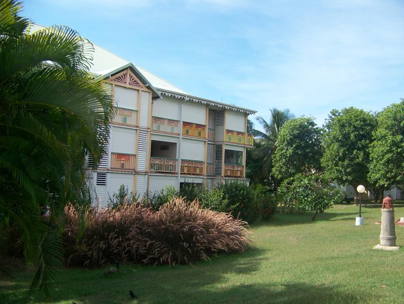 Vue extérieure de la location Location Studio 67258 Saint Francois