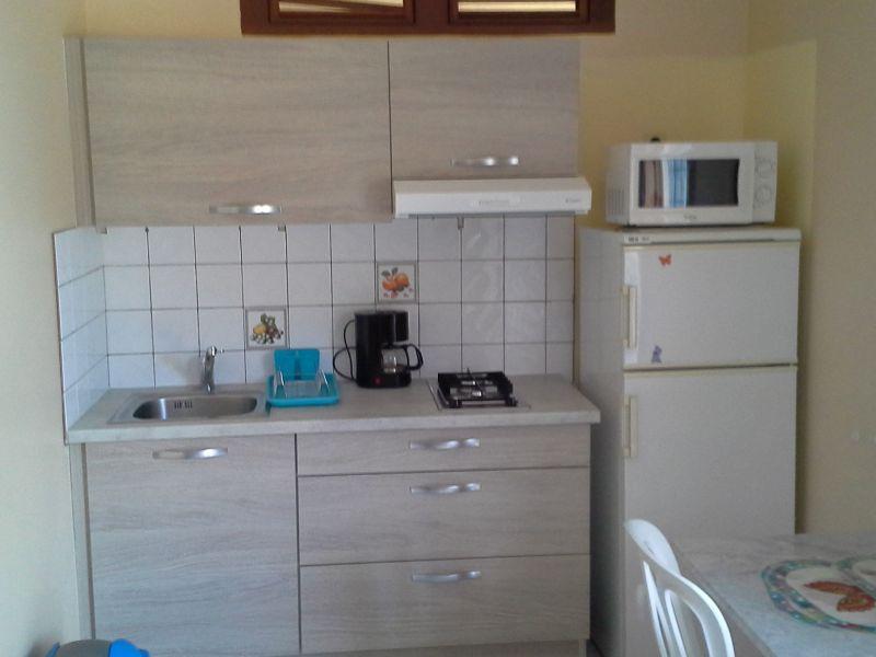 Coin cuisine Location Appartement 67787 Sainte Anne (Martinique)