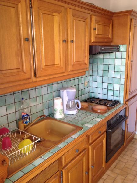 Cuisine indépendante Location Appartement 68767 Juan les Pins