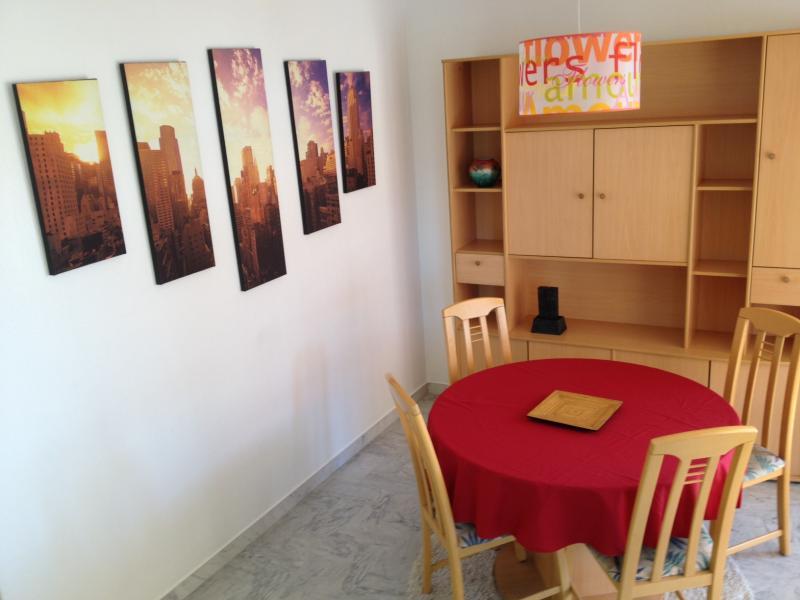 Salle à manger Location Appartement 68767 Juan les Pins