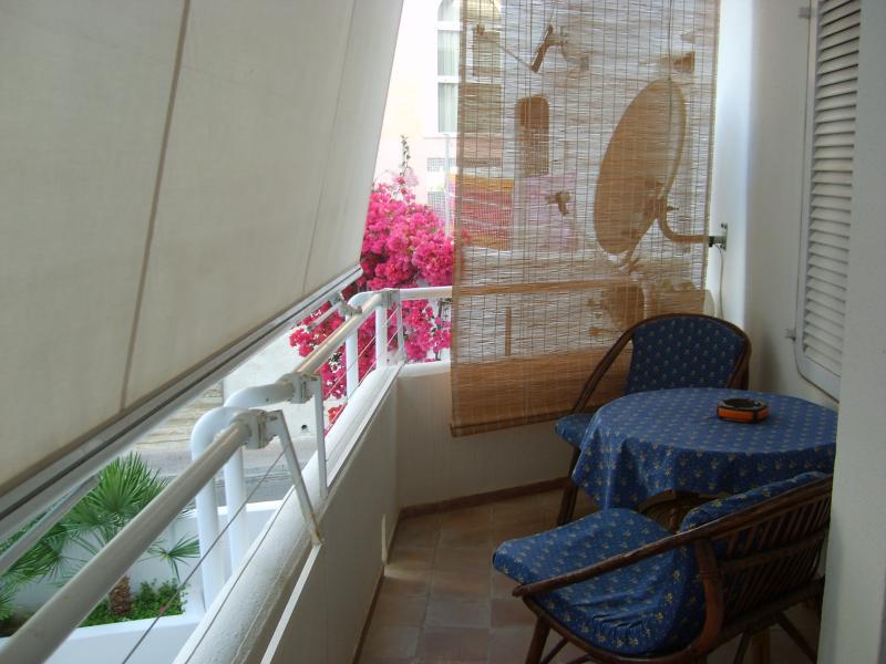 Vue de la terrasse Location Appartement 69561 Puerto Pollensa