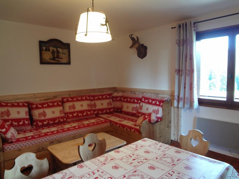 Salle à manger Location Appartement 71795 Praz de Lys Sommand