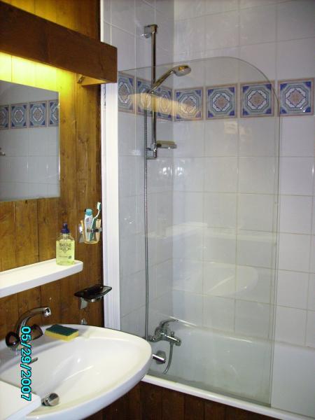 salle de bain Location Appartement 74085 Saint Gervais Mont-Blanc