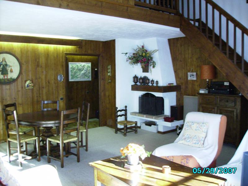 Séjour Location Appartement 74085 Saint Gervais Mont-Blanc