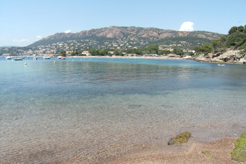 Plage Location Appartement 74977 Agay