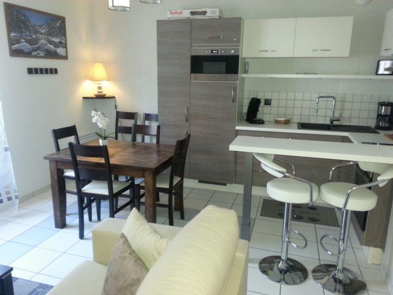 Cuisine américaine Location Appartement 76998 Cauterets