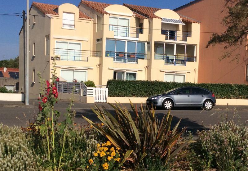 Vue extérieure de la location Location Appartement 77016 Saint Brevin les Pins
