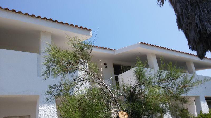 Vue extérieure de la location Location Appartement 79202 Isola di Capo Rizzuto