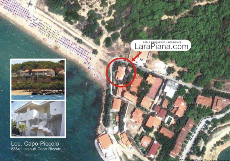 Plan de la location Location Appartement 79202 Isola di Capo Rizzuto