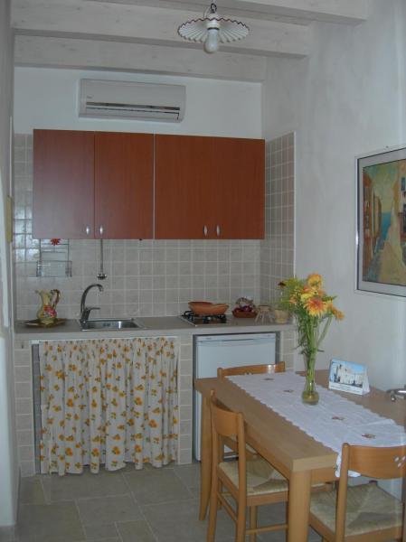 Salle à manger Location Appartement 79788 Monopoli
