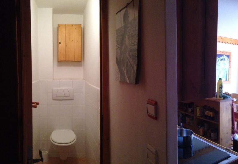 WC séparé Location Appartement 80286 La Plagne