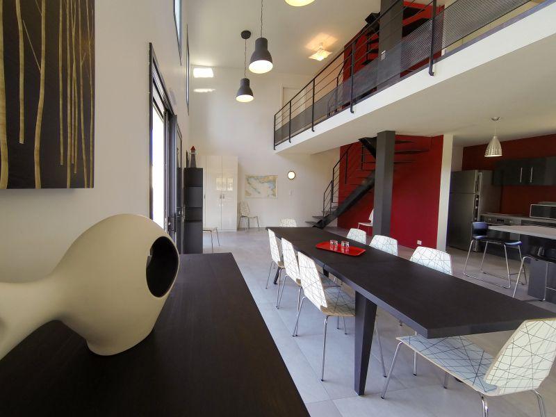 Salle à manger Location Villa 81399 Saint Pierre Quiberon