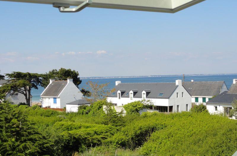Vue depuis la location Location Villa 81399 Saint Pierre Quiberon
