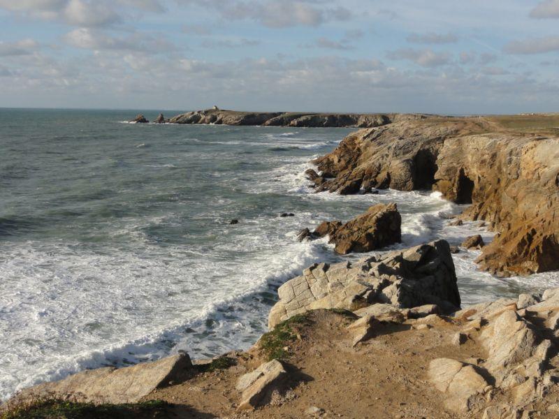 Vue à proximité Location Villa 81399 Saint Pierre Quiberon