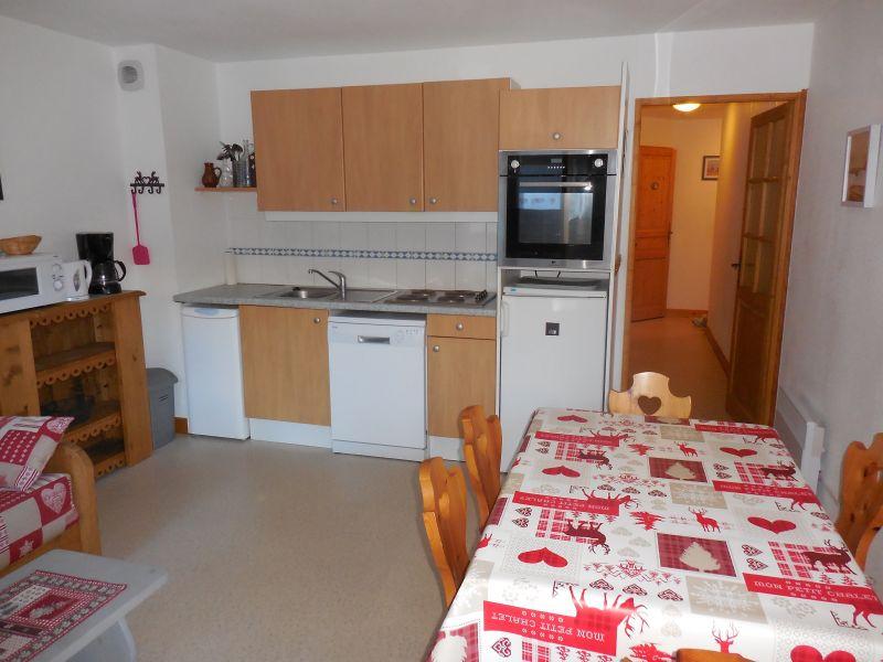 Coin cuisine Location Appartement 82534 Valloire