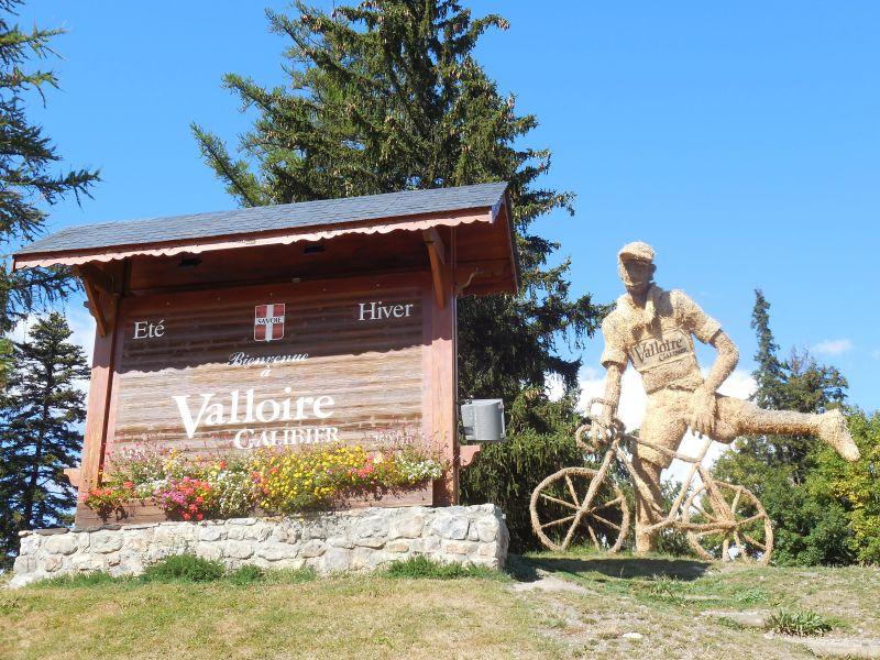 Vue autre Location Appartement 82534 Valloire