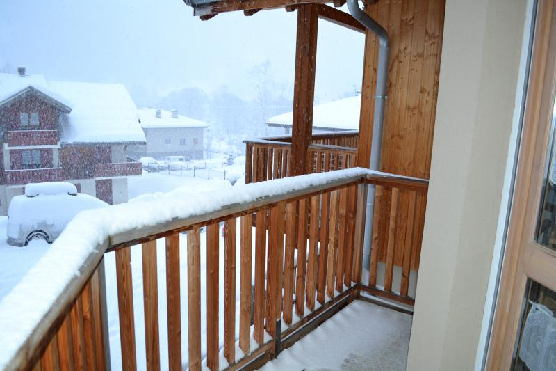 Balcon Location Appartement 82534 Valloire