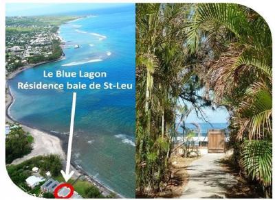 Vue ext�rieure de la location Location Appartement 83095 Saint Leu